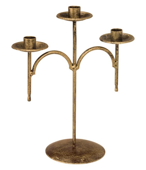 Dekorativer Kerzenständer aus Metall Modell 106A