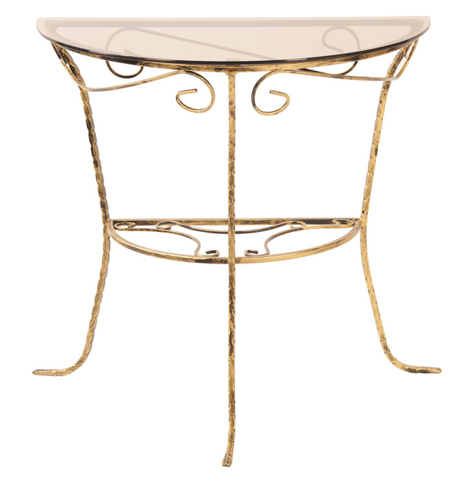 Tisch aus Metall Modell 144