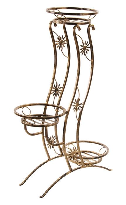 Blumenständer aus Metall Modell 198