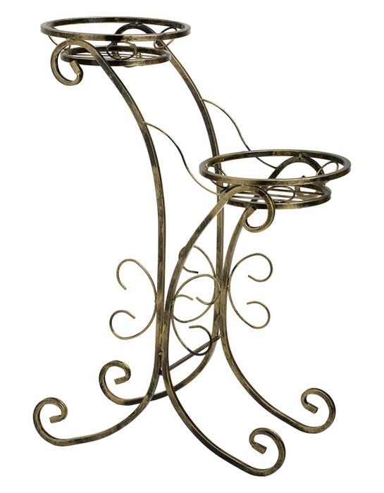 Blumenständer aus Metall Modell 322