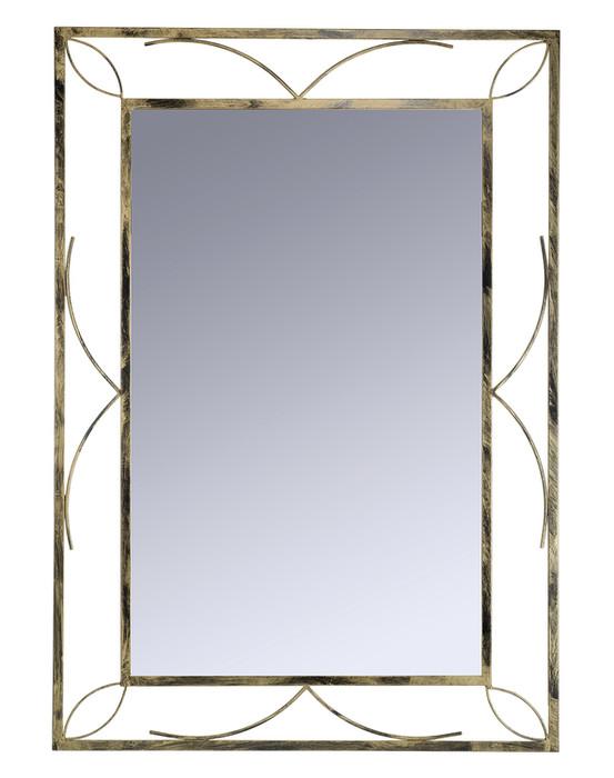Spiegel aus Metall Modell 326