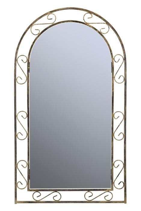 Spiegel aus Metall Classic Modell 333