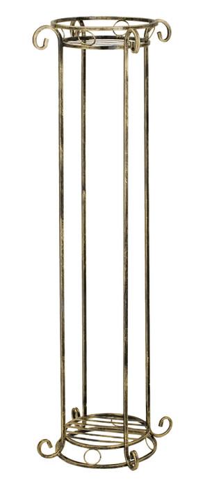 Blumenständer aus Metall im Säule Desing Modell 418