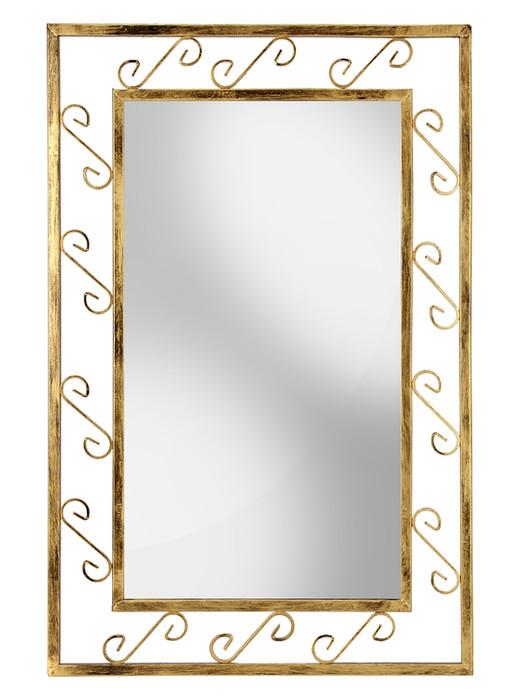 Spiegel aus Metall Modell 53